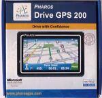 Pharos Drive GPS 200