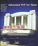 Advanced PHP for Flash by Webster, Steve -Paperback