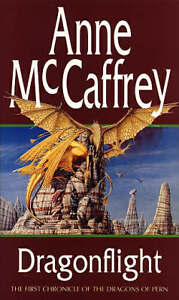 Dragonflight (Corgi Science-Fiction) - Anne McCaffrey - Good - 0552084530