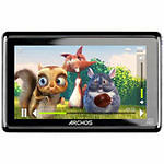 Archos 35 Internet 4GB, Wi-Fi, 3.5in - Black