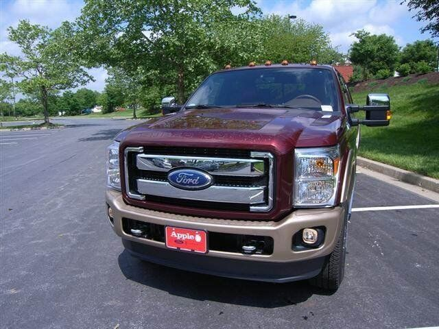 King Ranch P Diesel New 6.7L 4X4 Trailer Hitch Receiver