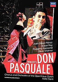 Don Pasquale - Donizetti (DVD)