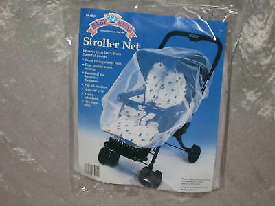 Stroller Net Insects 48x58 Elastic Baby Mesh