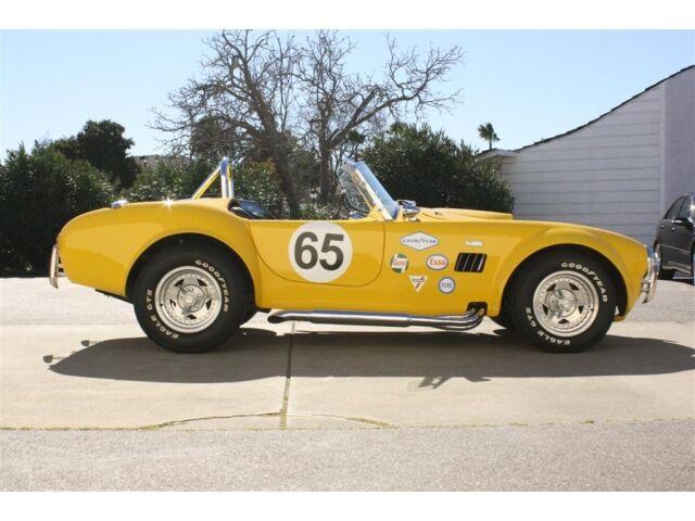 Used 1965 Ac Cobra Lone Star Classics Ls427 Roadster 289
