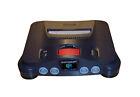 Nintendo 64 Launch Edition Charcoal Grey Console (NTSC)