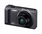 Casio EXILIM EX-ZR100 12.1 MP Digital Camera - Black