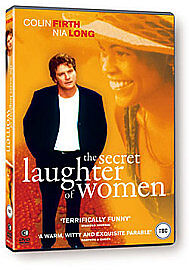 The-Secret-Laughter-Of-Women-Colin-Firth-NEW-SEALED-DVD