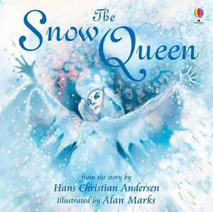 The-Snow-Queen-Usborne-Picture-Book-Brand-New-Paperback-Edition-R-R-P-4-99