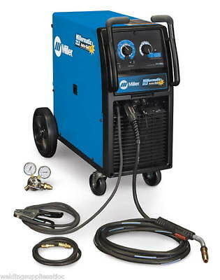 Miller Millermatic 212 With Autoset Mig Welder 907405