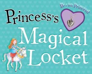 Princess's Magical Locket - Storybook and Charm - New Hardcover