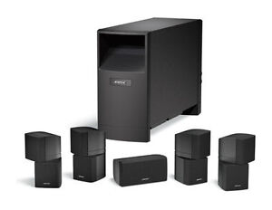 bose acoustimass 10 series v speaker system 17817659413 ebay. Black Bedroom Furniture Sets. Home Design Ideas