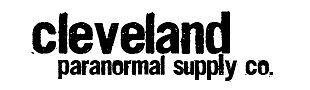 Cleveland Paranormal Supply Co
