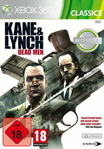 Kane & Lynch: Dead Men -- Classics (Pyramide Software) (Microsoft Xbox 360, 201…