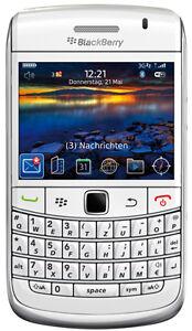 BlackBerry Bold 9780 - White (Unlocked) Smartphone