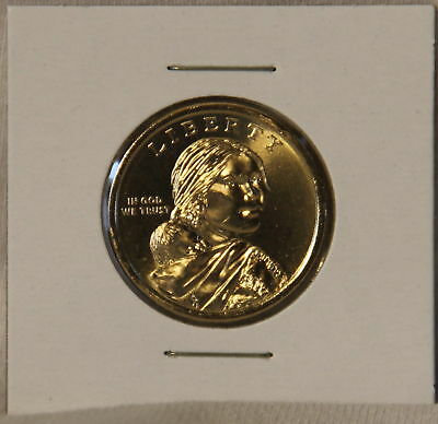 SACAGAWEA NATIVE AMERICAN 2009 P DOLLAR COIN UNCIRCULATED BU