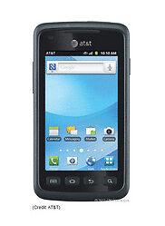 Samsung Galaxy Rugby SGH-I847 - 4GB - Black (Unlocked) Smartphone