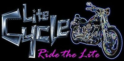 LITE CYCLE L.E.D'S