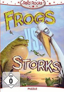 Frogs vs. Storks (PC, 2011, DVD-Box) NEU+OVP