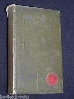 The Old Country: Praise & Love Of England-rhys-1917-1st -  - ebay.co.uk