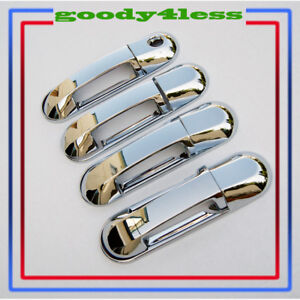 2002 2010 Ford Explorer Sport Trac Chrome Handle Covers