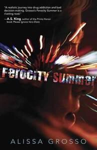 Ferocity Summer  BOOK NEW