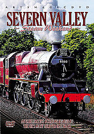 Severn Valley Steam Weekend (DVD, 2012)