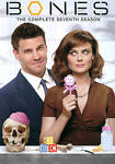 Bones: The Complete Seventh Season (DVD, 2012, 4-Disc Set)