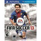 Sony PlayStation Vita FIFA Soccer 13 Sports Video Games