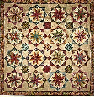 Eldon Quilt Pattern byEdyta Sitar Laundry Basket Quilts