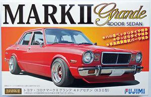 Fujimi-ID-172-Toyota-Corona-Mark-II-Grande-1-24-scale-kit