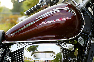 Highest Quality Yamaha Virago 250 550 750 1100 Custom Chrome Tank Trim