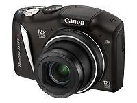 Canon-PowerShot-SX130-IS-12-1-MP-Digital-Camera-Black