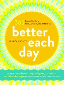 BETTER EACH DAY by Jessica Cassity : WH1-R6 : PB 879 : NEW BOOK