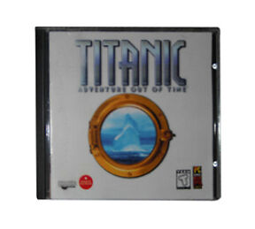 Titanic: Adventure Out of Time  (PC, 199...