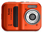 Kodak EASYSHARE SPORT C123 12.0 MP Digital Camera - Red