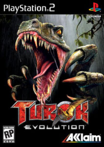 Turok Evolution PS2 Playstation 2