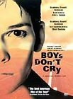 Boys Don't Cry (DVD, 2000)