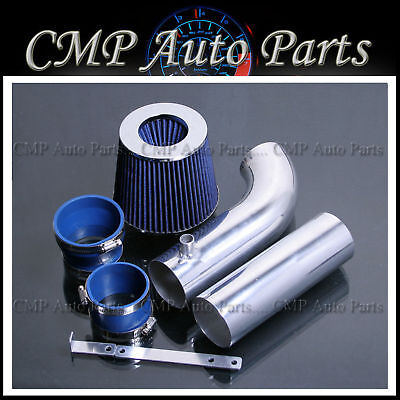 Blue 1994-1997 Chevy Camaro Z28 5.7 5.7l Lt1 Cold Air Intake Kit Systems