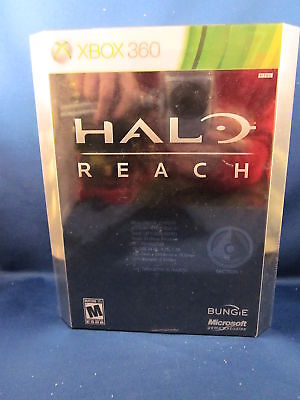 Xbox 360 Halo Reach Limited Edition Video Game
