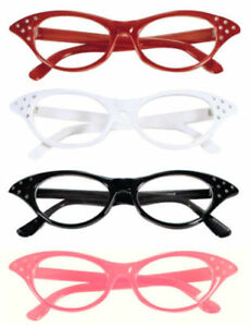 50s-PINK-LADY-ROCK-N-ROLL-FANCY-DRESS-COSTUME-GLASSES