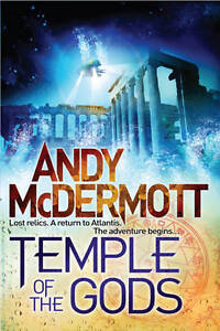 Temple-of-the-Gods-Nina-Wilde-Eddie-Chase-8-GOOD-Book