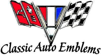CLASSIC AUTO EMBLEMS 1