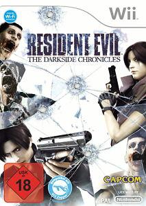 Resident Evil: The Darkside Chronicles (Nintendo Wii, 2011, DVD-Box) - Deutschland - Resident Evil: The Darkside Chronicles (Nintendo Wii, 2011, DVD-Box) - Deutschland