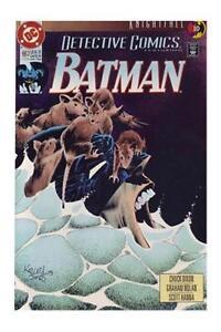 DETECTIVE-COMICS-663-BATMAN-VF-NM-KNIGHTFALL-1ST-PRINT