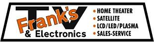 Franks TV and Electronics online