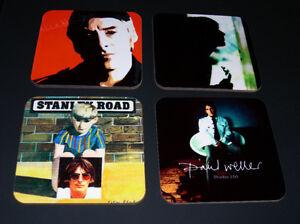 Paul-Weller-Album-Cover-Drinks-COASTER-Set