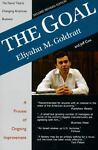 The Goal, Eliyahu M. Goldratt and Jeff Cox, 0884270610