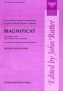 Magnificat by Oxford University Press (Sheet music, 1997)