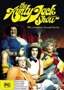 The-Aunty-Jack-Show-Series-2-DVD-2006-2-Disc-Set-NEW-AND-SEALED