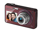 Samsung ST700 16.1 MP Digital Camera - Black